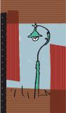 street light brighton illustration